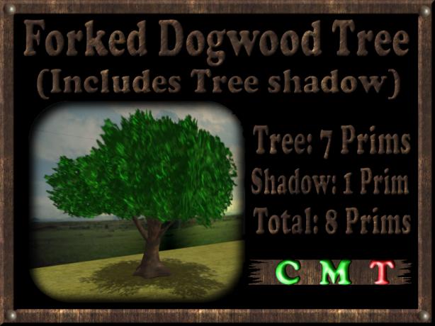 Forked Dogwood Tree Boxart