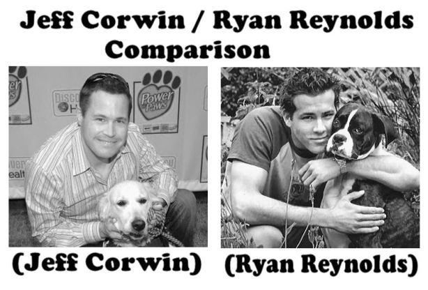 Jeff ryan comparison