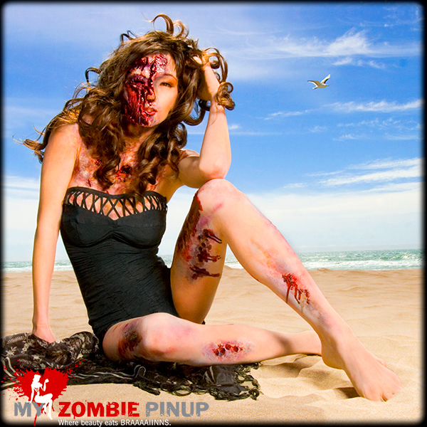 zombiepinup
