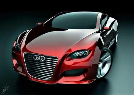 [Audi Locus Concept Car By Ugur Sahin]