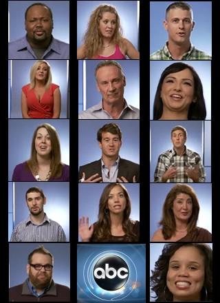 Meet the contestants!